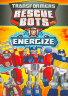 Transformers Rescue Bots: Energize Movie