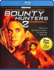 Bounty Hunters 2: Hardball Blu-ray
