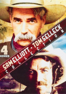 4 Film Western: Sam Elliott & Tom Selleck Movie