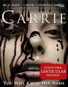 Carrie (Blu-ray + DVD + UltraViolet) Blu-ray
