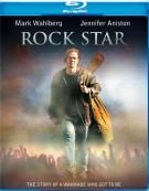 Rock Star Blu-ray