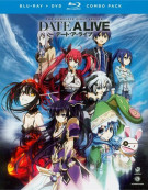 Date A Live: The Complete First Season (Blu-ray + DVD Combo) Blu-ray