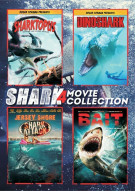 Shark: 4 Movie Collection Movie