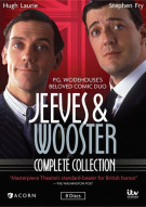 Jeeves & Wooster: The Complete Collection Movie