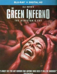 Green Inferno, The (Blu-ray + UltraViolet) Blu-ray