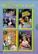 Worst Of Ed Wood, The: Glen Or Glenda/ Jail Bait/ Bride Of The Monster/ Plan 9 From Outer Space Movie