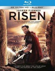 Risen (4K Ultra HD + Blu-ray + UltraViolet) Blu-ray