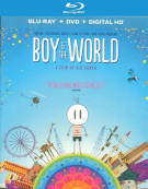 Boy & The World (Blu-ray + DVD + UltraViolet) Blu-ray