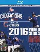 MLB: 2016 World Series: Complete Collectors Edition  Blu-ray