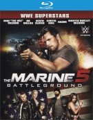 Marine 5, The: Battleground Blu-ray