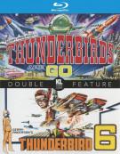 Thunderbird 6/Thunderbirds Are Go! - Double Feature Blu-ray