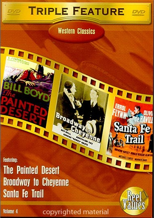 Western Classics: Triple Feature - Volume 4 Movie