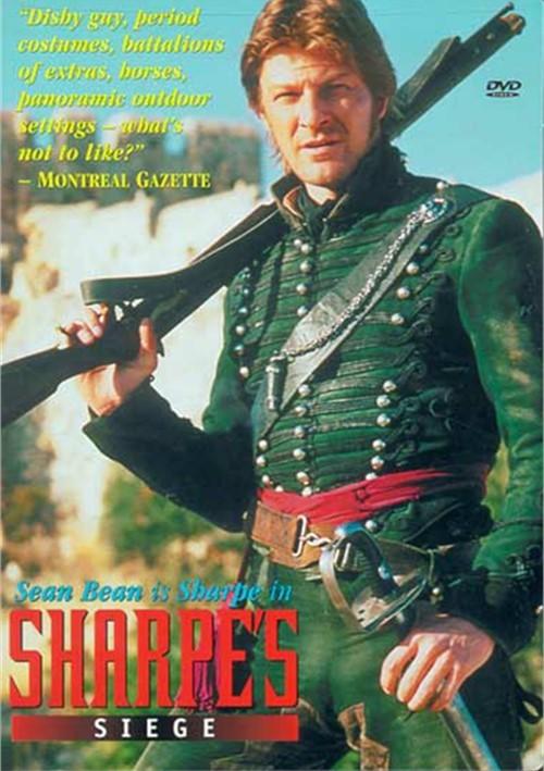 Sharpes Siege Movie