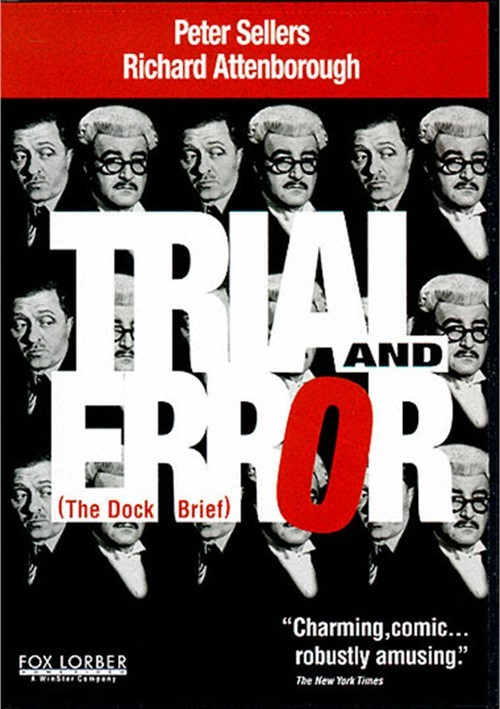 Trial And Error (aka The Dock Brief) Movie