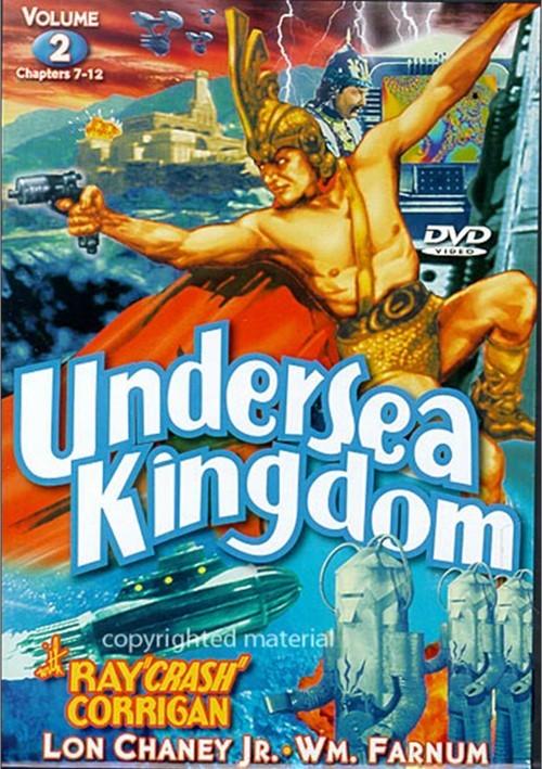 Undersea Kingdom: Volume 2 (Alpha) Movie