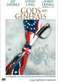 Gods And Generals Movie