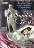 Scandal In Paris, A Movie