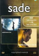 Sade: Lovers Rock/ Lovers Live Movie