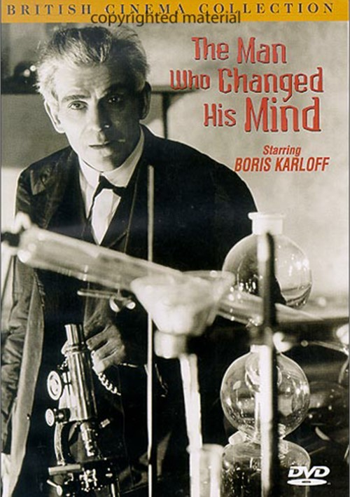 Man Who Changed His Mind, The Movie