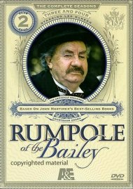 Rumpole Of The Bailey: The Complete Third And Fourth Seasons Movie