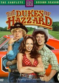 Dukes Of Hazzard: The Complete Second Season Movie
