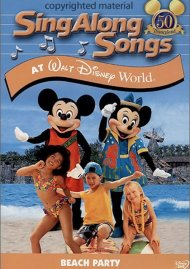 Sing Along Songs: Beach Party At Walt Disney World Movie