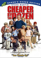 Cheaper By The Dozen: Bakers Dozen Edition (Widescreen) Movie