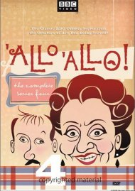 Allo Allo!: The Complete Series Four Movie
