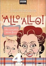 Allo Allo!: The Complete Series Four Movie