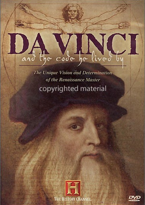 Da Vinci And The Code He Lived By Movie