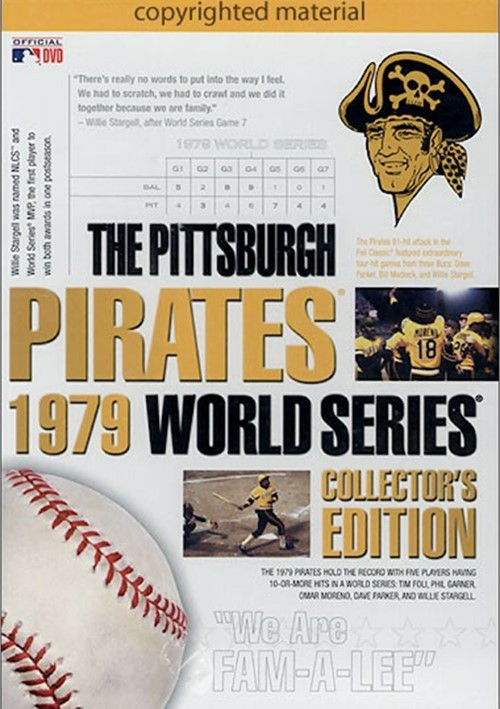 Pittsburgh Pirates: 1979 World Series - Collectors Edition Movie