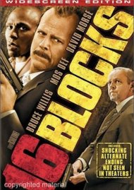 16 Blocks (Widescreen) Movie