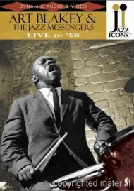 Jazz Icons: Art Blakey & The Jazz Messengers Movie