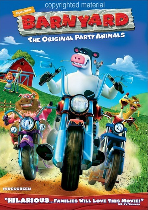 Barnyard (Widescreen) Movie