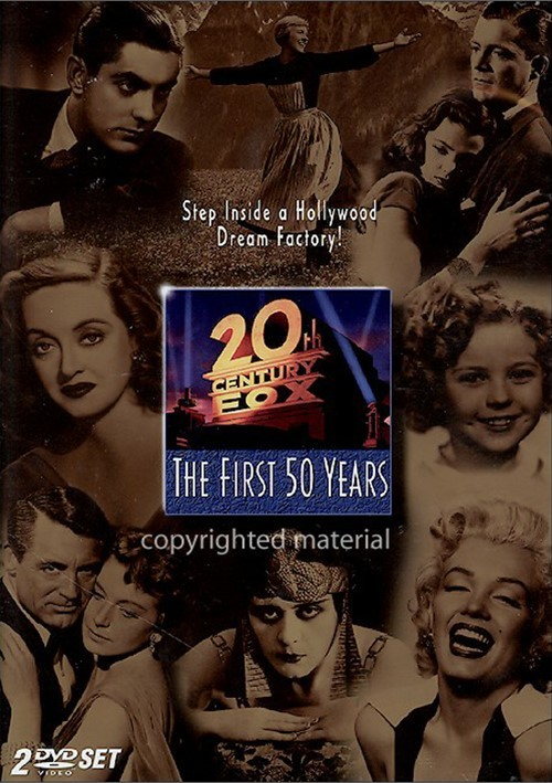 20th Century Fox: The First 50 Years Movie