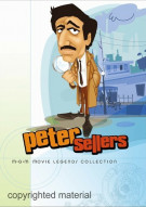 Peter Sellers: MGM Movie Legends Collection Movie
