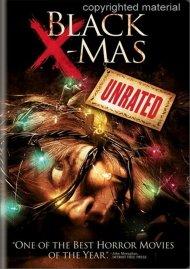 Black X-Mas: Unrated Movie