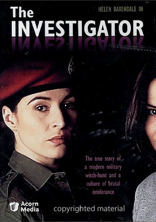 Investigator, The Movie