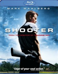 Shooter Blu-ray