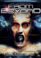 From Beyond: Unrated Directors Cut Movie