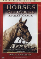 Horses Of Gettysburg: Civil War Minutes IV - Public Television Edition Movie