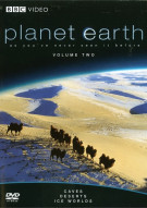 Planet Earth: Caves / Deserts / Ice Worlds Movie