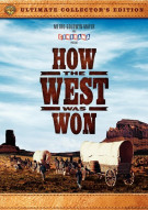 How The West Was Won: Ultimate Collectors Edition Movie