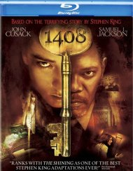 1408 Blu-ray