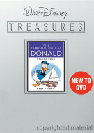 Chronological Donald, Volume Four: Walt Disney Treasures Limited Edition Tin Movie