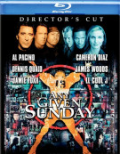 Any Given Sunday: Directors Cut Blu-ray