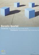 Borodin Quartet: Tchaikovsky & Shostakovich Movie