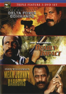 Fred Williamson Triple Feature Movie