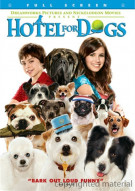 Hotel For Dogs (Fullscreen) Movie