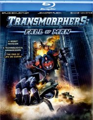Transmorphers: Fall Of Man Blu-ray